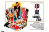 James Bond - Live And Let Die Masterprint