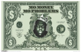 Notorious BIG - Dollar Masterprint