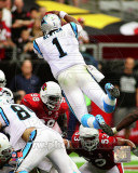 Cam Newton 2011 Action Photo