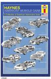 Haynes - American Muscle Cars Masterprint