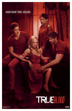 True Blood - Show Your True Colors Red Masterprint