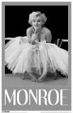Marilyn Monroe - Ballerina Masterprint