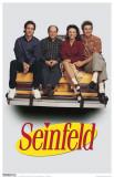 Seinfeld - Taxi Masterprint