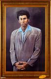 Seinfeld - Kramer Masterprint