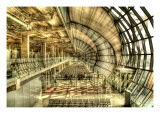 Stuck in Customs in Space Premium Photographic Print by Trey Ratcliff