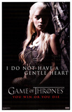 Game of Thrones - Gentle Heart Masterprint