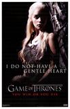 Game of Thrones - Gentle Heart Masterprint