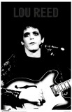 Lou Reed Masterprint