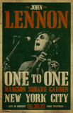 John Lennon - Concert Maxi Masterprint