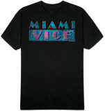 Miami Vice - Logo T-Shirts