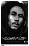 Bob Marley Get Up Stand Up Masterprint