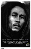Bob Marley Get Up Stand Up Masterprint