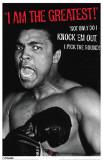 Ali - Greatest Masterprint