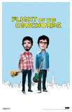 Flight of the Conchords - Bret and Jermaine Masterprint