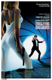 James Bond - The Living Daylights Masterprint