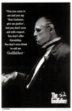 Godfather - Respect Masterprint