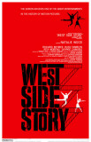 West Side Story Masterprint