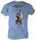 Conan the Barbarian - Movie Poster T-shirts