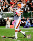 Colt McCoy 2011 Action Photo