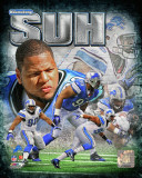 Ndamukong Suh 2011 Portrait Plus Photo