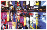 Times Square Colors Masterprint