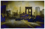 Brooklyn Bridge Masterprint