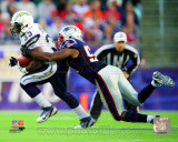 Jerod Mayo 2011 Action Photo