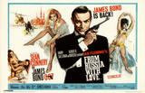 James Bond - From Russia With Love Masterprint
