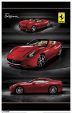 Ferrari - California Masterprint