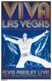 Elvis - Viva Las Vegas Masterprint