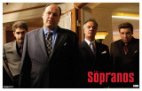 Sopranos - Funeral Parlor Masterprint