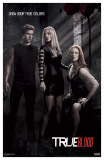 True Blood - Show Your True Colors Black Masterprint