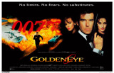 James Bond - Goldeneye - No Limits Masterprint