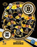 Boston Bruins 2011-12 Team Composite Photo