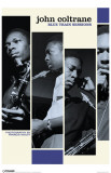 John Coltrane - Blue Train Sessions 56 Masterprint