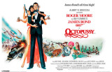 James Bond - Octopussy Masterprint