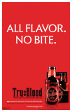 True Blood - All Flavor No Bite Masterprint