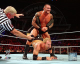 Randy Orton 2011 Action Photo
