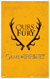 Game of Thrones - Baratheon Masterprint