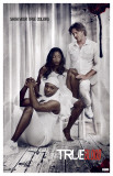 True Blood - Show Your True Colors White Masterprint