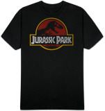 Jurassic Park - Logo Camisetas