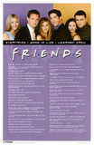 Friends&#183; Everything I Know Masterprint