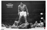 Ali - Liston Masterprint
