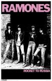 Ramones - Rocket Masterprint