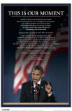 Obama - Moment Masterprint