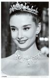 Audrey Hepburn - Roman Holiday Masterprint
