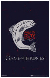 Game of Thrones - Tully Masterprint