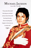 Michael Jackson - Loved Masterprint