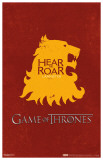 Game of Thrones - Lannister Masterprint