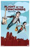 Flight of the Conchords - Born to Folk Masterprint